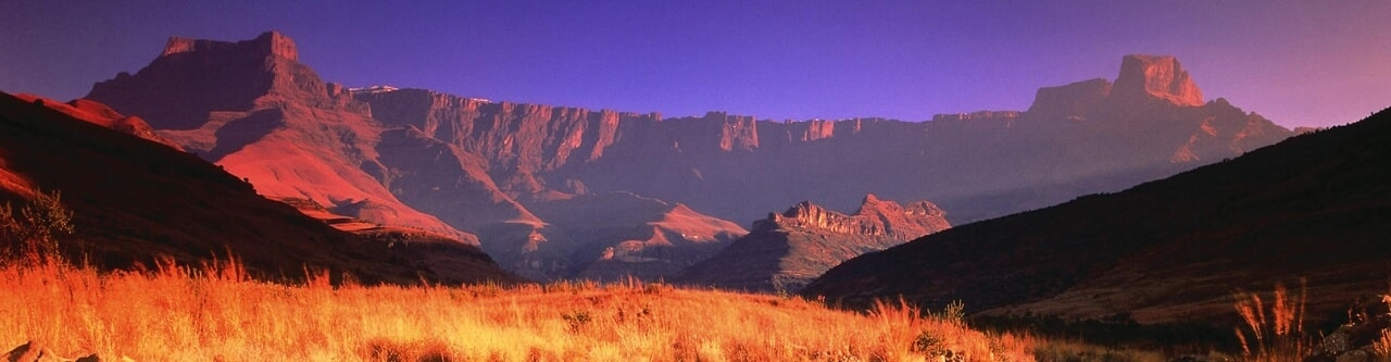 Safari Charters in Natal , see the Drakensburg, South Africa